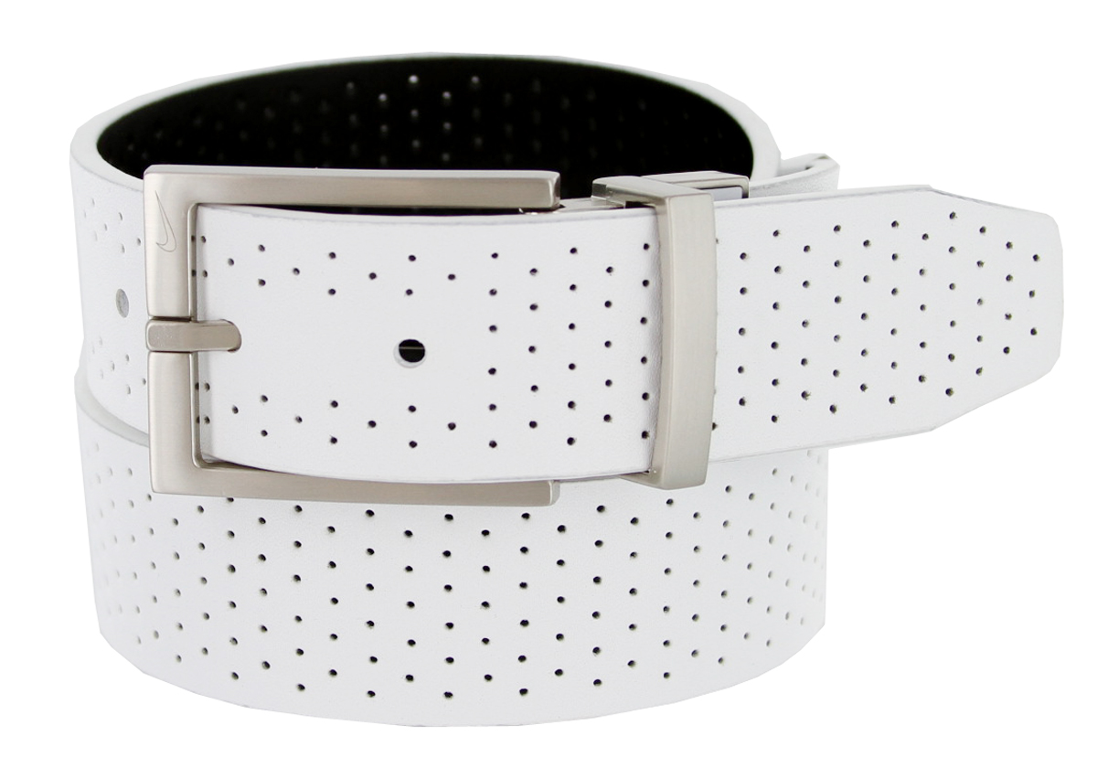 1118853 nike golf tour s perforated reversible leather