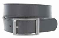 Nike Golf Women's Rhinestone Harness Reversible Golf Belts Gray/White 1306528