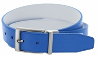 Nike Men's Reversible Golf Belt Blue/White 11170191