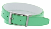 Nike Men's Reversible Golf Belt Green/White 11170192