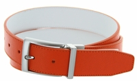 Nike Men's Reversible Golf Belt Orange/White 11170213
