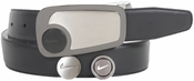 Nike Performance Men's Ball Marker II Black/White Reversible Belt 1110925