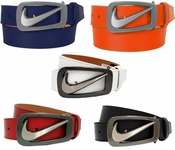 Nike Signature Swoosh Cut Out Golf Belts(Click here to see more Styles)
