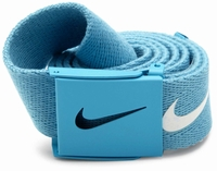 Nike Tech Essentials Web Belt - Neon Blue 1116661