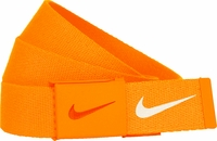 Nike Tech Essentials Web Belt - Neon Orange 11166205