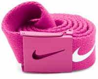 Nike Tech Essentials Web Belt - Neon Pink 11166206