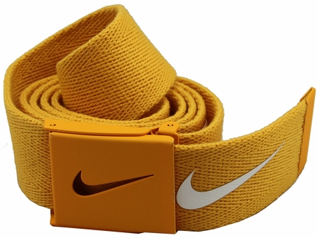 Nike Tech Essentials Web Belt University Gold 1111313