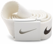 Nike Tech Essentials Web Belt  White 1111304