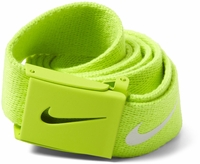 Nike Tech Essentials Web Belt Yellow Strike 1111394
