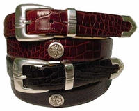 North Carolina Men's Golf Concho Belts $39.95