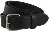 "Ohio's Men Leather Work Uniform Roller Buckle Belt 1-1/2"" Wide $27.95"