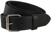 "Ohio's Men Top Grain Leather Work Uniform Roller Buckle Belt 1-1/2"" Wide $27.95"