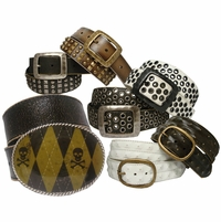 Punk Belts(Click to see more styles)