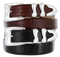 S5619 Men's Italian Leather Dress Designer Belt $32.50