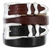 S5619 Men's Italian Leather Dress Designer Belt