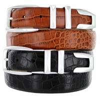 S5786 Men's Italian Leather Dress Designer Belt $32.50