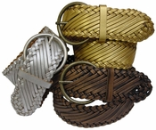 "SH-50343 Braided Ladie Fashion Belt  "" Sale"" $6.95"