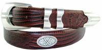 SilverWood Italian Leather Golf Belt $39.50