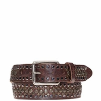 Singer Belt Brown