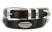 St Andrews Gold  Mens Leather Designer Dress and Golf Belt $39.50