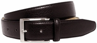 Stratford Pebble Grain Leather Dress Belt $9.50