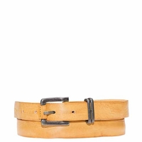 Sunset Belt Yellow