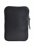 Tablet eBook iPad Mini, Kindle, Nook, Nexus 7 Cowhide Leather Case - Black