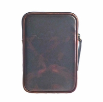 Tablet eBook iPad Mini, Kindle, Nook, Nexus 7 Cowhide Leather Case - Brown