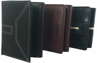 Tri-Fold Wallets (Click to see more Styles)