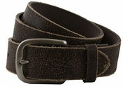 V56 Distress BrownLeather Belt-1-1/2""