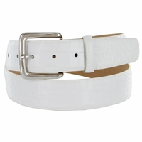 "Valley View Men's Designer Dress Leather Belt 1-1/2"" Wide"