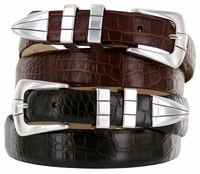 Vince Mens Designer Fashion Leather Belts $32.50
