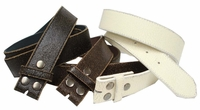 Vintage & Distressed Belt Straps