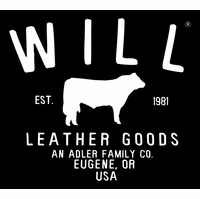 Will Leather Goods Belts