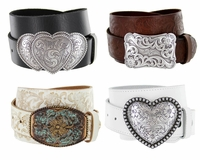 Womens Western Belts