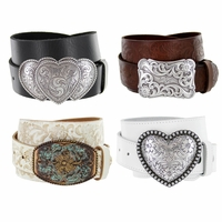 Women's Western Belts