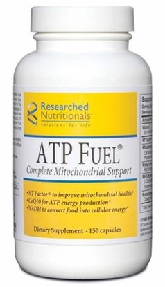 ATP Fuel™ Researched Nutritionals - Optimized Energy for Serious Mitochondrial Needs