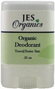 Natural Deodorant - PARABEN & ALUMINUM FREE - Travel-Tester Size - NEW FORMULATION