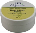 Natural Organic Infused Premium Hand & Body Butter