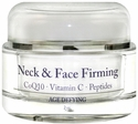Peptide Neck & Face Firming Cr�me with Vitamin C, Glycolic & Squalane