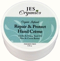 Organic Infused Repair & Protect Hand Cr�me with Vitamin C, Shea & Cocoa Butter, Hempseed Oil