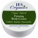 Firming Cellulite Smoothing Body Cream with Caffeine, Peptides & Niacinamide