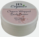 Natural Organic Whipped Soothing Sun Body Butter