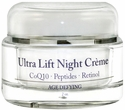 Ultra Lift CoQ10 Peptide Cr�me with Hyaluronic Acid