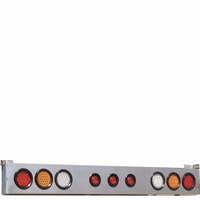 Buyers - Light Bar, Spreader, Led, Sst, W/Wire Harn