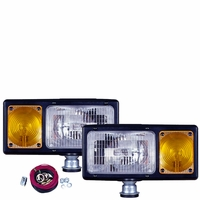 Blade Lights ®   505K   Complete Kit    Snow Plow Light Kit