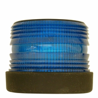 PM   769-1B   Blue, 12-48V   Double-Flash/Quad-Flash Strobe Light