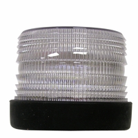 PM   769C   Clear, 12V   Single-Flash Strobe Light