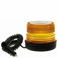 PM   769MA   Amber, Magnetic   Single-Flash Strobe Light