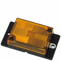 Peterson (PM) M112A Amber Marker Light